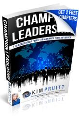KimChampionLeadershipBook